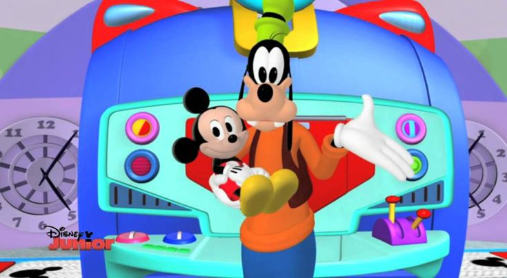 Professor Von Drake's tick tock time machine transforms the pals into younger versions of themselves! Goofy is left to look after Mickey and the rest of the ...