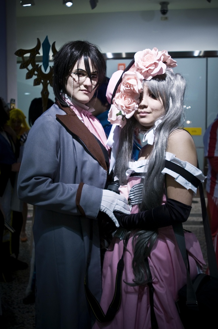 Some cosplay's costumes (IDM 2010)