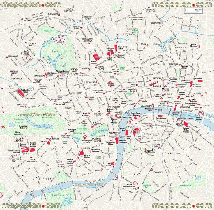 Best 25 Tourist map of london ideas on Pinterest  Tube map of