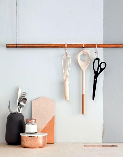 Brug kobber i din indretning - Boligliv