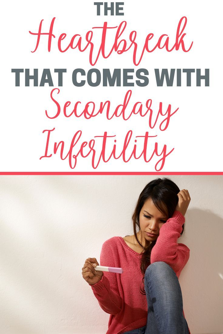 Secondary Infertility: What You Need to Know   Secondary infertility,  Infertility, Infertility hurts