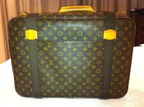 Rare Louis Vuitton Satellite 53 Soft Carry by socallrare on Etsy