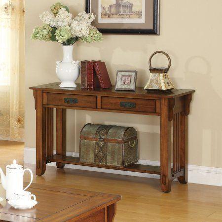 Coaster Furniture 2 Drawer Sofa Table #coasterfurnituredrawers #coasterfurniturelivingrooms #coasterfurnitureshelves
