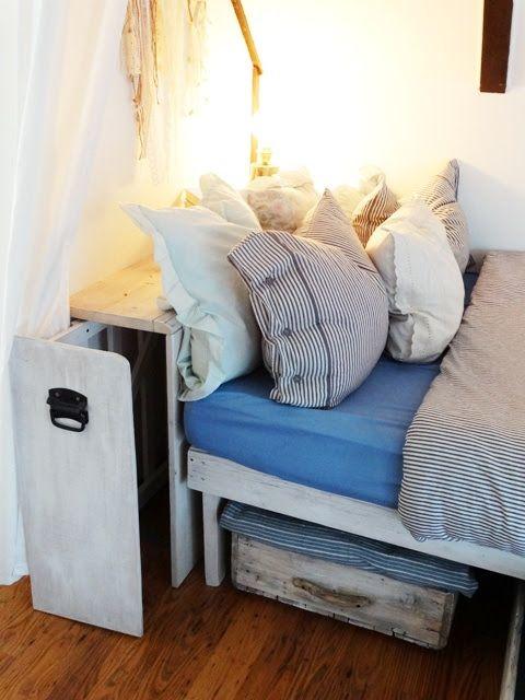 spiew-mojej-duszy: Sypialnia z odzysku...