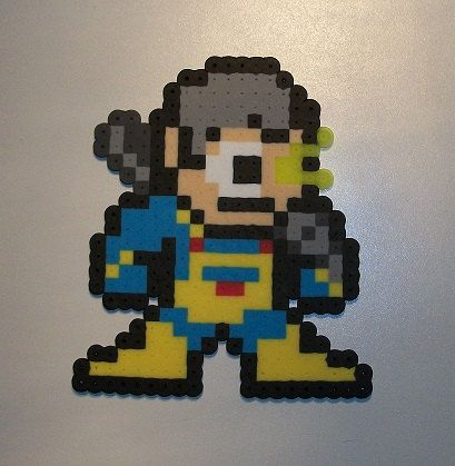 Hey, I found this really awesome Etsy listing at https://www.etsy.com/listing/155710299/cable-8-bit-style-bead-sprite