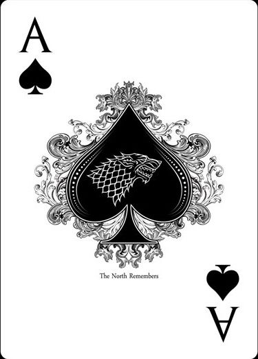Playing Cards - Ace Of Spades, Game Of Thrones Playing Cards by Paul Nojima, Time Void - playingcards, playingcardsart, playingcardsforsale, playingcardswithfriends, playingcardswiththefamily, playingcardswithfamily, playingcardsgame, playingcardscollection, playingcardstorage, playingcardset, playingcardsfreak, playingcardsproject, cardscollectors, cardscollector, playing_cards, playingcard, design, illustration, cardgame, game, cards, cardist