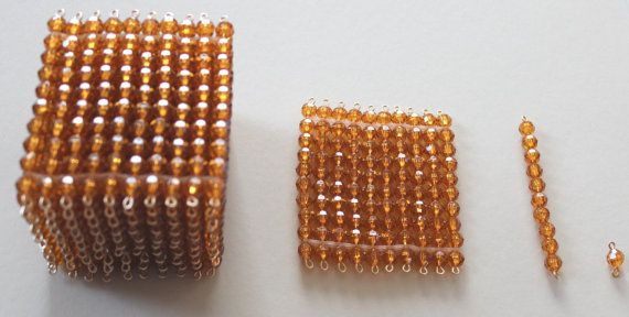 Golden Beads - Bank Game - Montessori