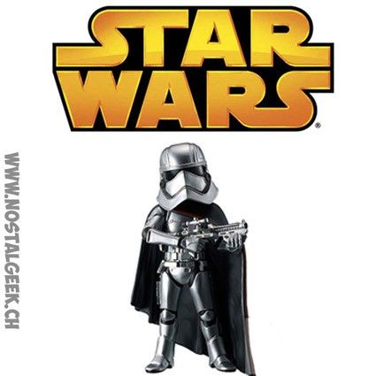 Figurine Star Wars World Collectable Figure Premium Captain Phasma ...