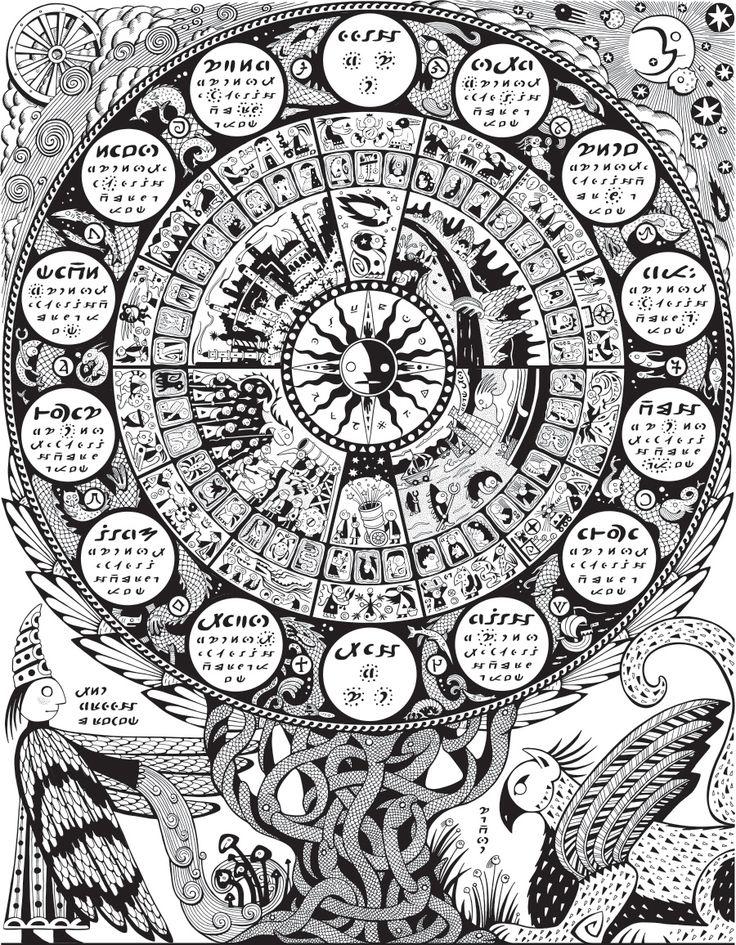 День КРОКОДИЛА 2017, Неделя 11 - Показываем Июль, рисуем Август - Elina Ellis Illustration