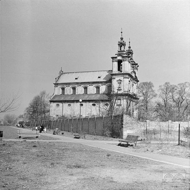 Kościół św. Michała i św. Stanisława (OO. Paulinów) na Skałce
