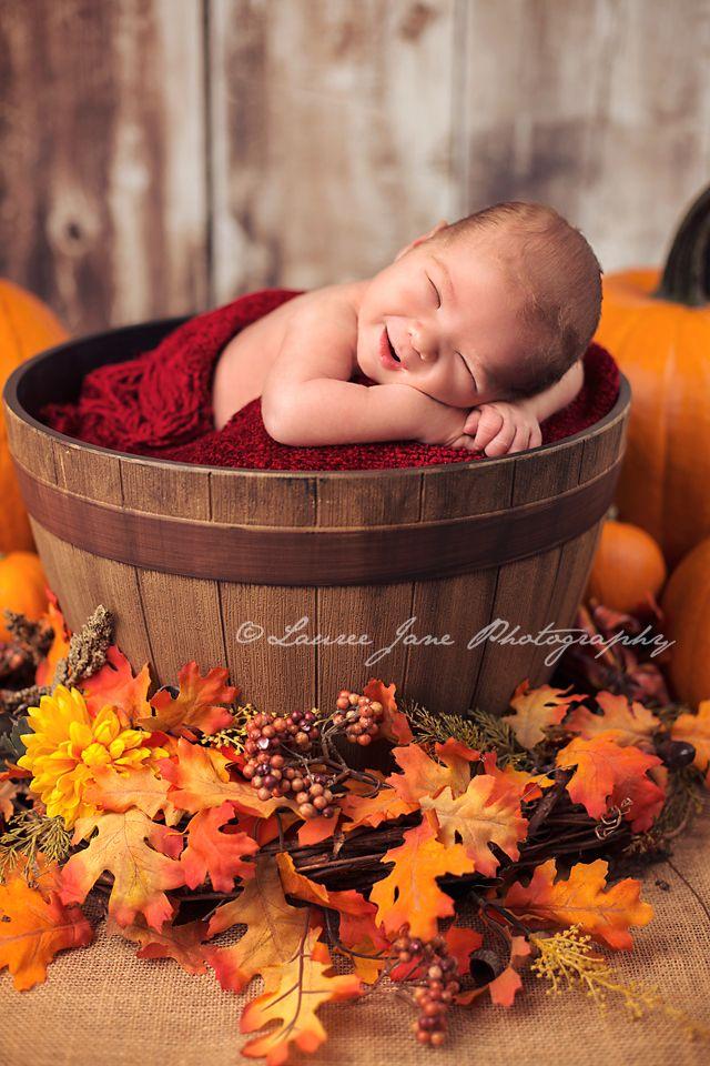 Fall Newborn Edit - MCP Show and Tell