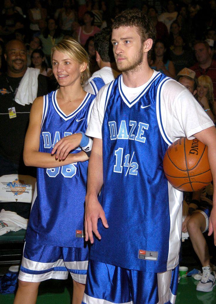 Cameron Diaz and Justin Timberlake in 2004