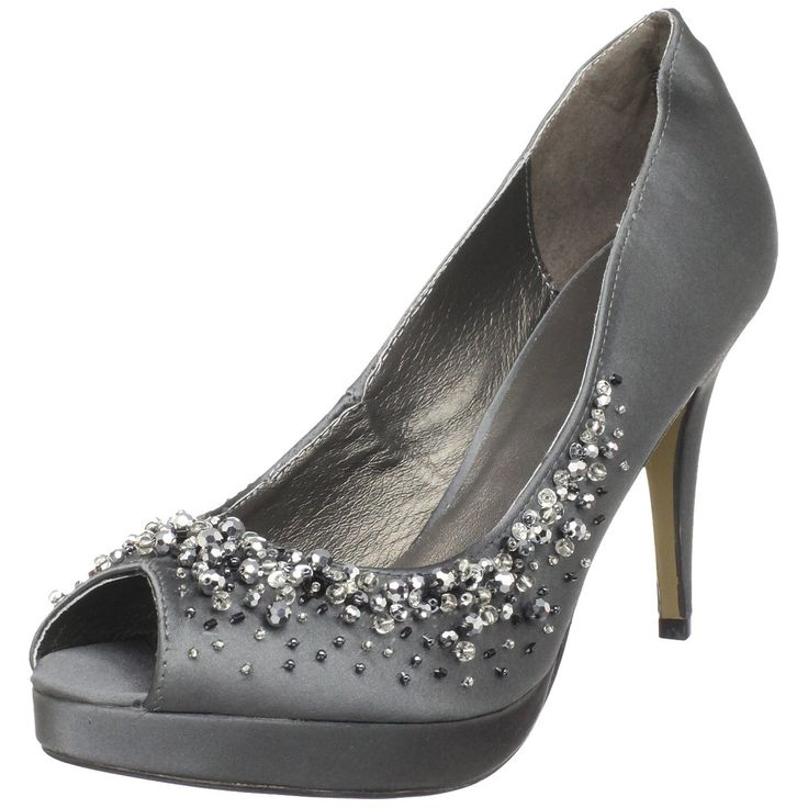 Pewter Heels For Wedding: Pewter Sandals For Wedding