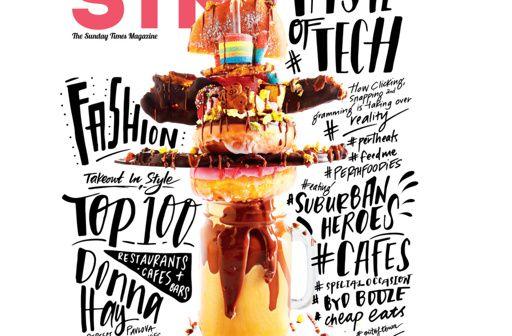STM's top 100 restaurants, cafes and bars.
