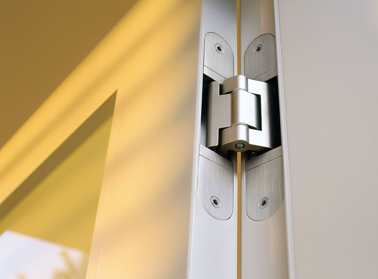 Simonswerk Tectus Concealed Hinges Interior Design