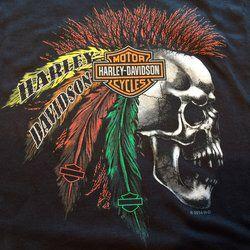Harley Davidson…