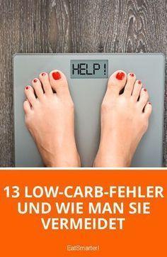 13 Low-Carb-Fehler und wie man sie vermeidet   eatsmarter.de