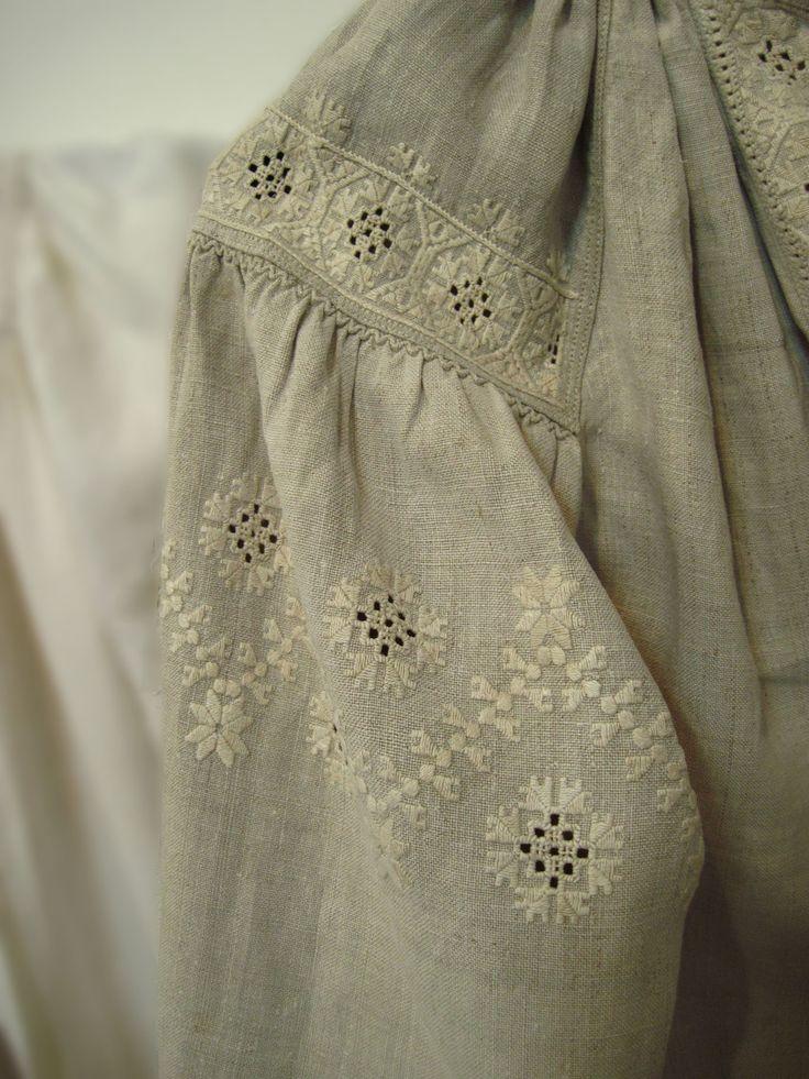 Жіноча сорочка з с.Суємці