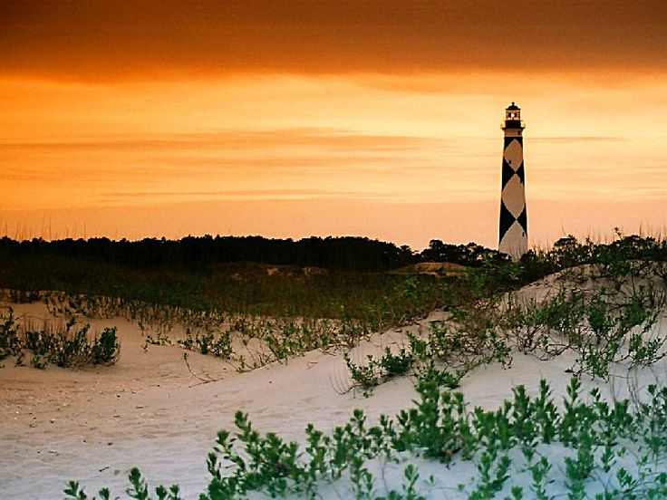 Cape Lookout National Seashore   Camping on South Core Banks & Cape Lookout
