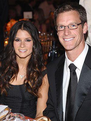 Danica Patrick Announces Her Divorce http://www.people.com/people/article/0,,20650239,00.html
