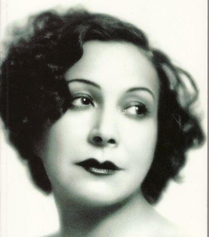 Margarita Xirgu (18 de junio de 1888 - Montevideo, 25 de abril de 1969). Actriz española