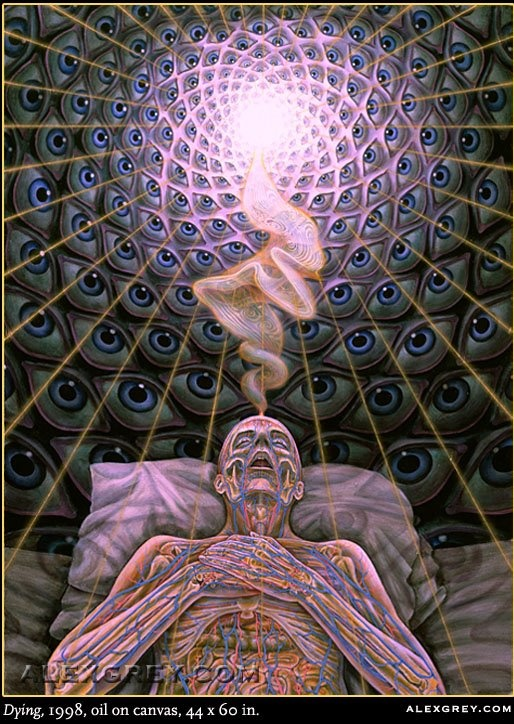 Art by Alex Grey
