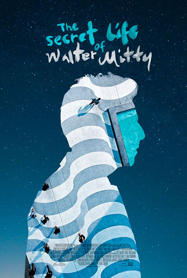 walter mitty movie poster - Google Search