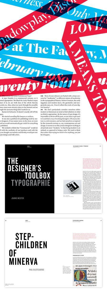 Codex: The Journal ofTypography