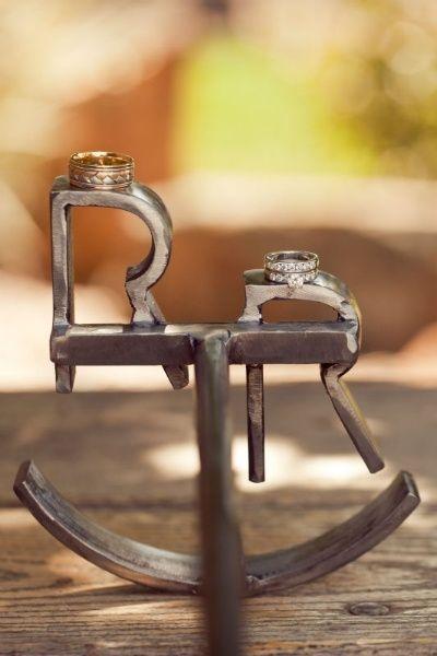 Branding, country wedding  photo by www.carliestatsky...