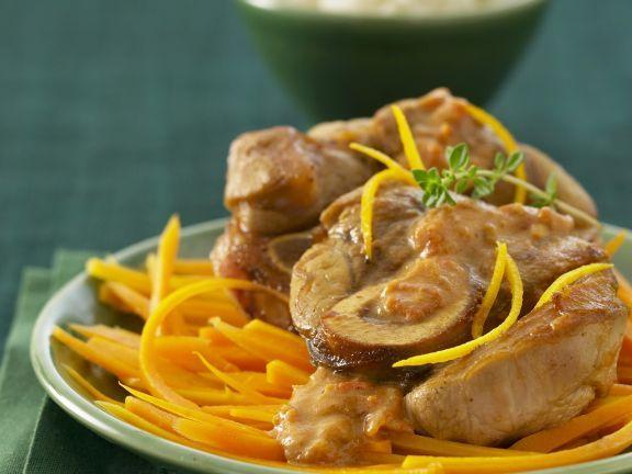 41 besten Ossobuco Bilder auf Pinterest Fleisch, Rezepte und - leichte küche mit fleisch