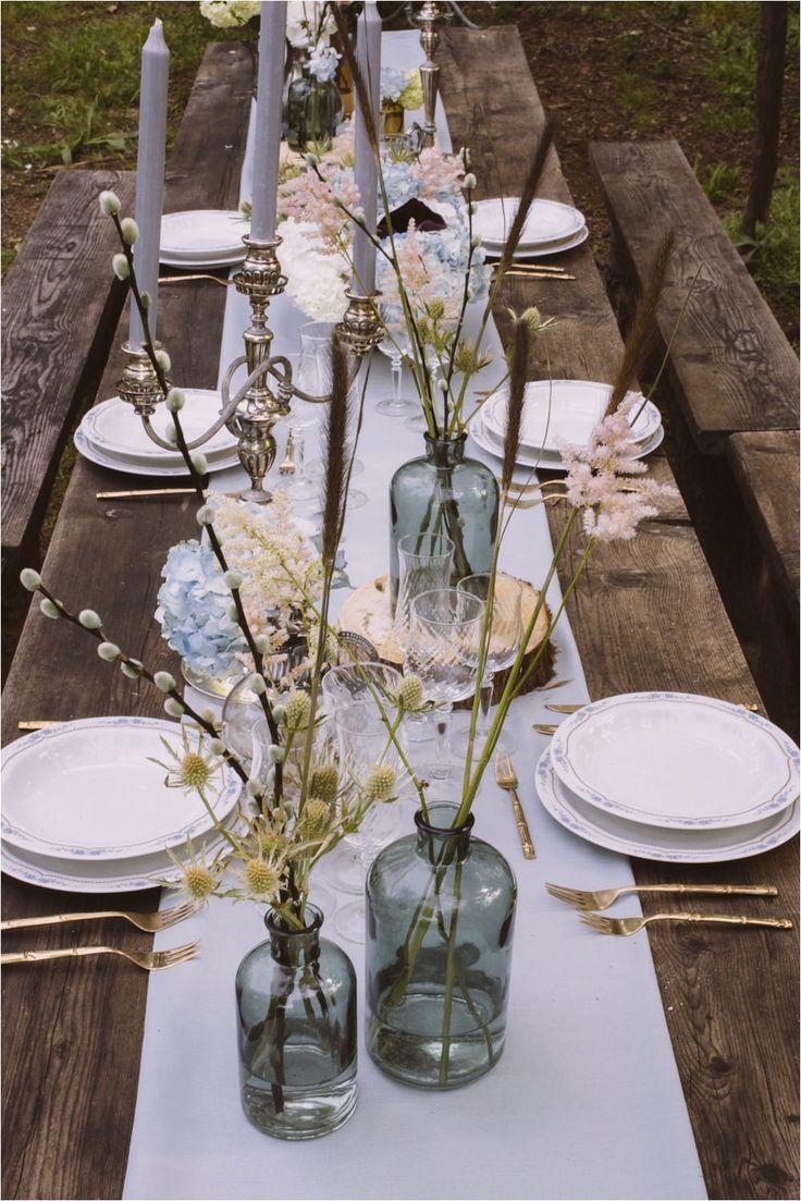 50+ Wedding Table Setting Inspiration