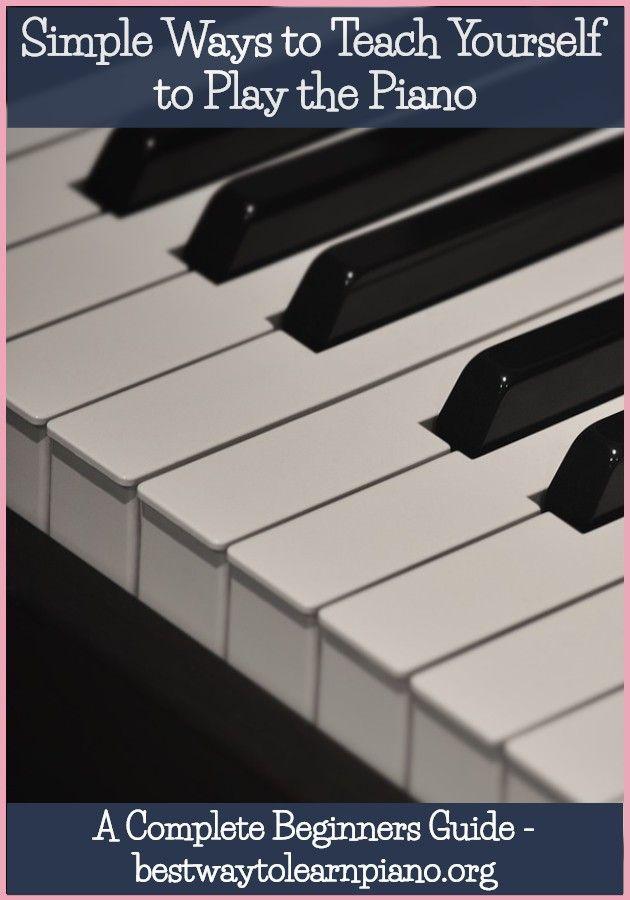 Learn To Play Piano Free Sheet Music Piano Piano Tutorial