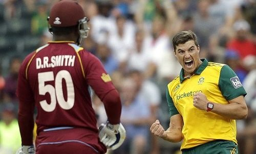 Watch South Africa vs West Indies T20 international match live streaming and telecast on Ten Cricket. T20I Match schedules to play at Durban on 14 Jan 2015.