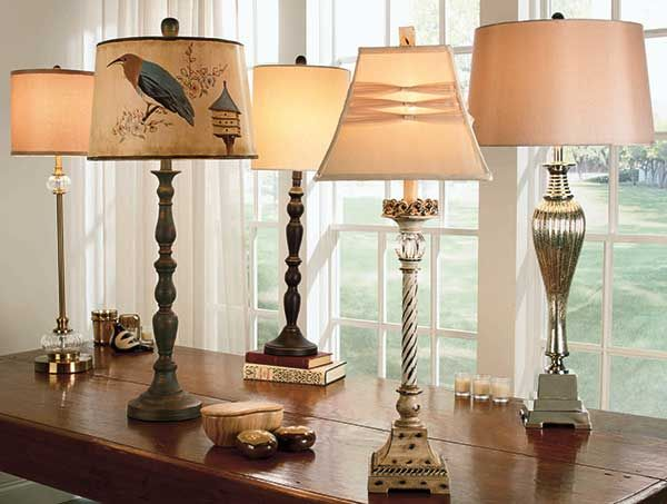 Perfect Lamps From Tuesday Morning #TuesdayMorning #seektheunique #lamps