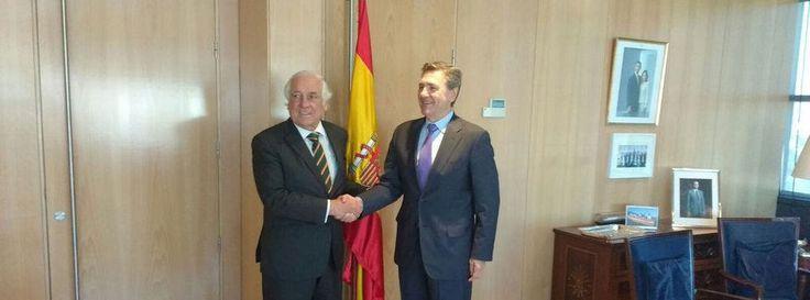 Juan Tirado Un empresario elogiado por el Alto Comisionado de Marca España tiene deudas millonarias con Hacienda