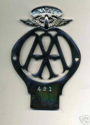 Automobile Association of Natal
