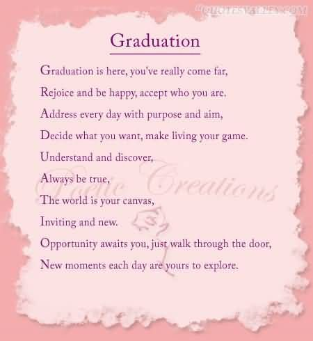 graduation Quotes And Sayings | ... to search for graduation quotes is online there are many websites
