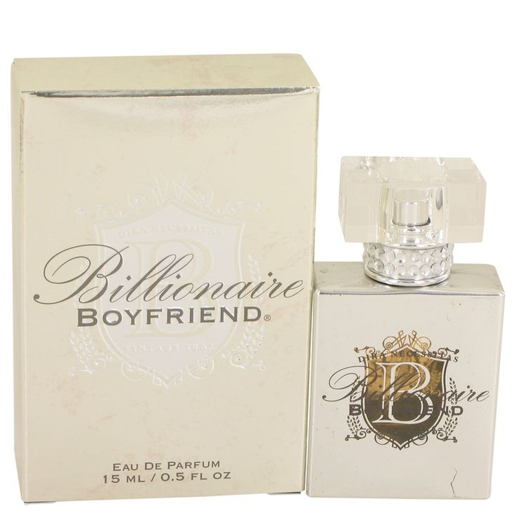 Billionaire Boyfriend by Kate Walsh for Men Eau De Parfum Spray .5 oz