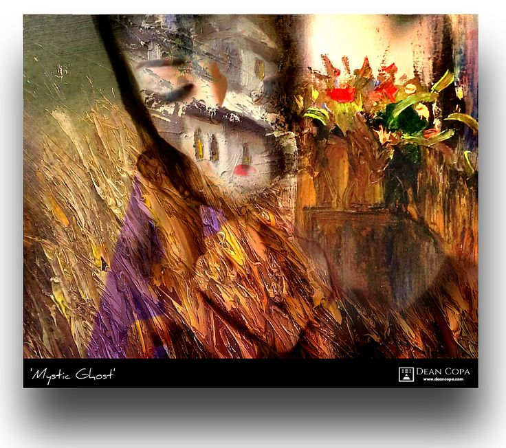 """Mystic Ghost"" 2014 by Dean Copa. // Instagram : http://www.instagram.com/dean_copa #DeanCopa #modernart #contemporaryart #finearts #artoftheday #artdiary #kunst #art #artcritic #artlover #artcollector #artgallery #artmuseum #gallery #contemporaryartist #emergingartist #ratedmodernart #artspotted #artdealer #collectart #contemporaryart  #fineart  #newmedia  #newtalent  #emergingartist #discoverart  #collectart  #greatart  #newclassic"