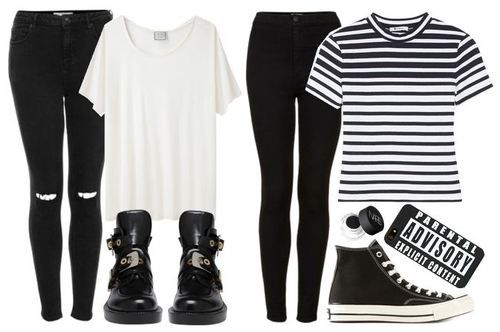 5SOS Outfits Idea | REQUESTED Kendall and Kylie Inspired outfits for a 5 Seconds of Summer ...