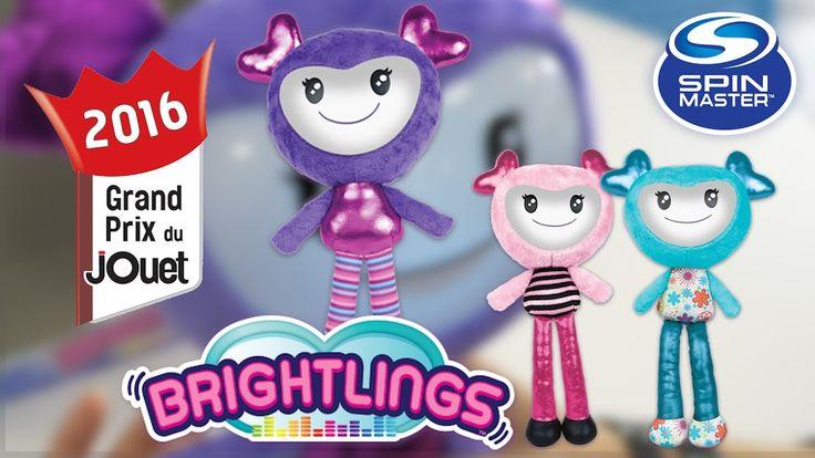 Brightlings - Démo de la poupée interactive en français