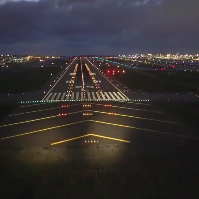 Beautiful Landing At Lax Video By Guillaume Laffon Aviationeverywhere Los Angeles International Airport Lax Instagram