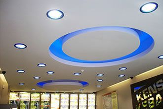 Suspended Ceiling Installation and Design | Suspended Ceiling Suppliers | Charmol Interiors