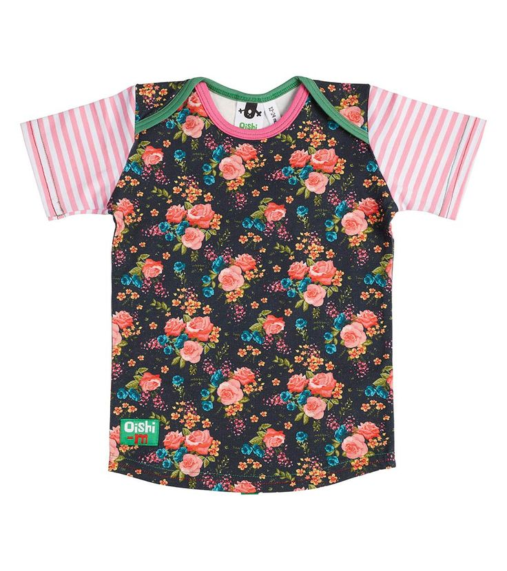 Spellbound SS T Shirt, Oishi-m Clothing for Kids, Holiday 2017, www.oishi-m.com