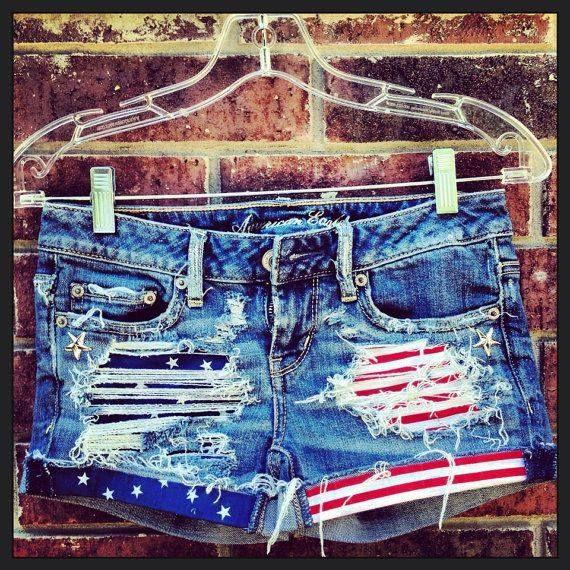 #ShortsUsaFlag ♥