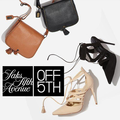 Extra $25-$60 Off Spend & Save Sale   Saks Off 5th