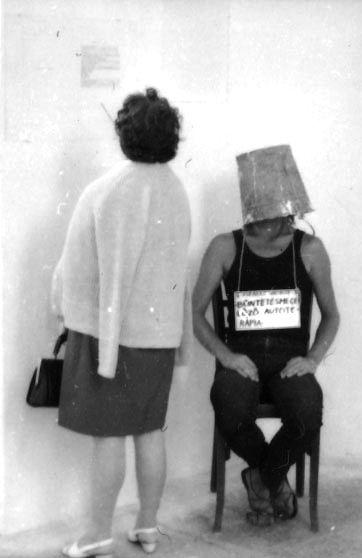 Szentjóby Tamás: Kizárás-gyakorlat Büntetésmegelőző-autoterápia