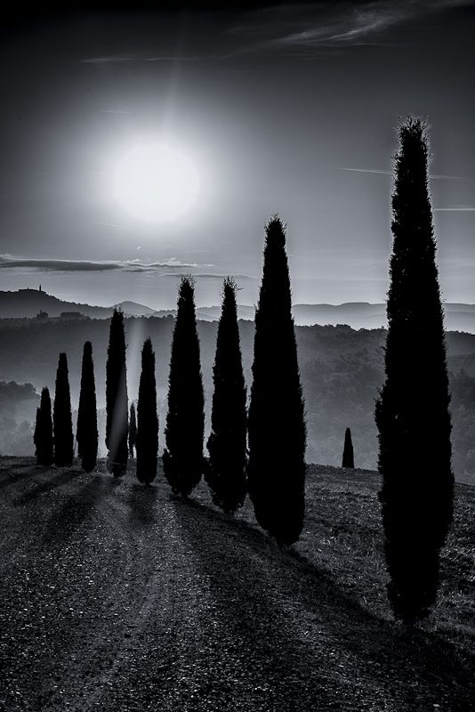 Toscane by Jean Isard, via 500px