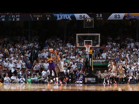 WNBA Finals: Sparks ponen el primer punto gracias a una canasta sobre la bocina – Baloncesto femenino