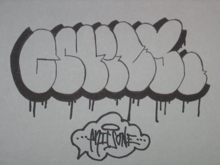 17 best ideas about graffiti alphabet styles on pinterest